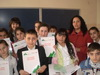 JA More Than Money program at Arshaluys school