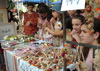 JAA Students Trade Fair at June 1st Festival