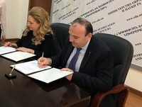 The Ministry of Education of Armenia and Junior Achievement of Armenia signed a memorandum of understanding