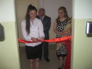 Aramus School's  NGO Project Opening